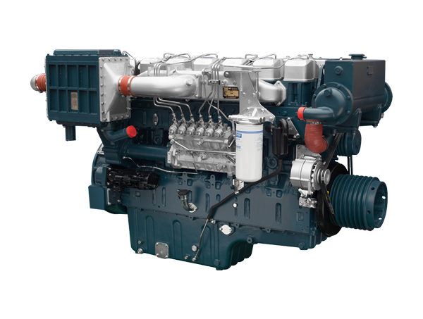 YC6TD系列船舶动力