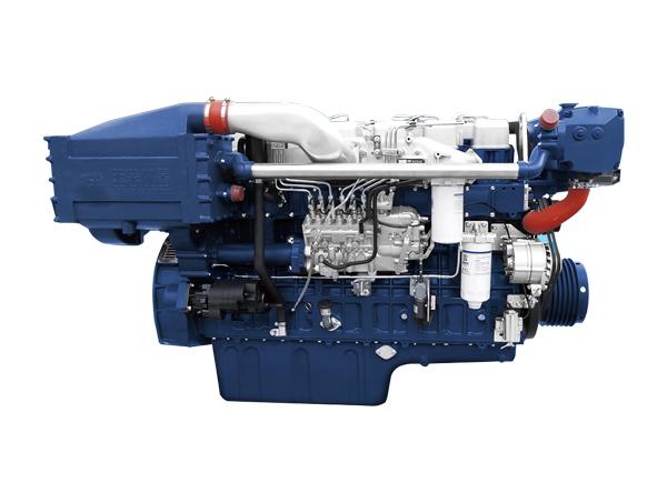 YC6T/YC6TK系列船舶动力