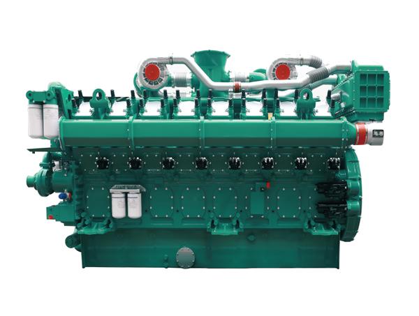 YC16VC系列发电动力