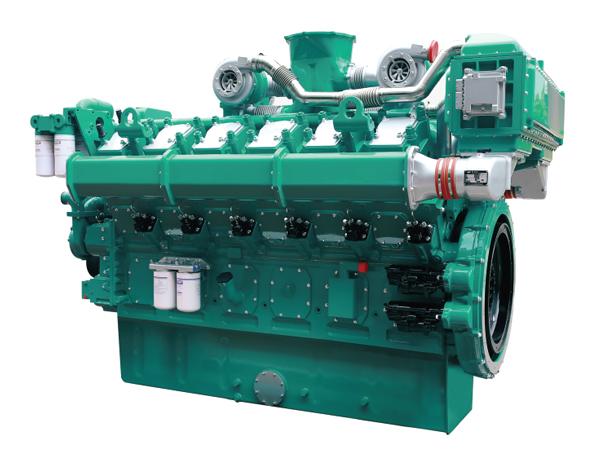 YC12VC系列发电动力