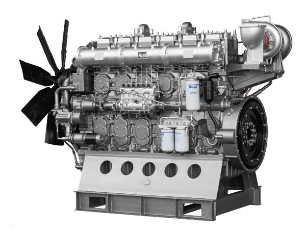 YC6C系列发电动力