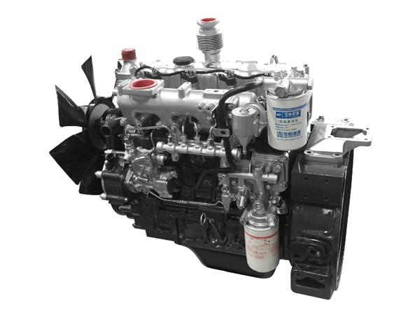 YC4FA系列发电动力