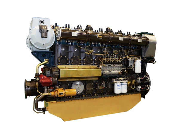 YC8CL系列船舶动力