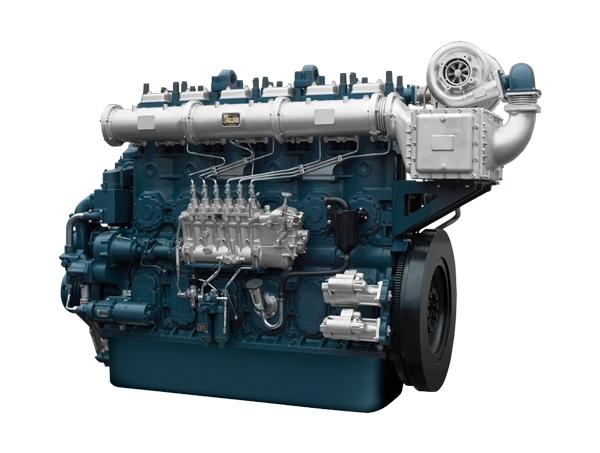 吴中YC6CA/YC6CL/YC6C/YC6CD系列船舶动力