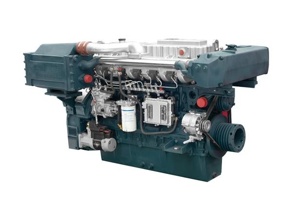 YC6MJ/YC6MK系列船舶动力
