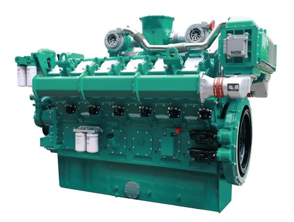 吴中YC12VC系列发电动力