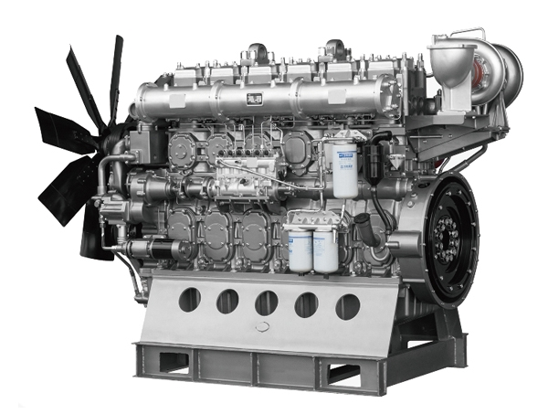 常熟YC6C系列发电动力