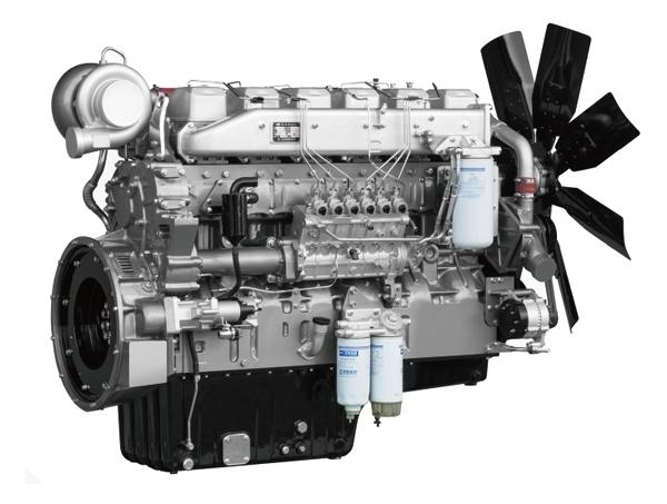 YC6T/YC6TD系列发电动力