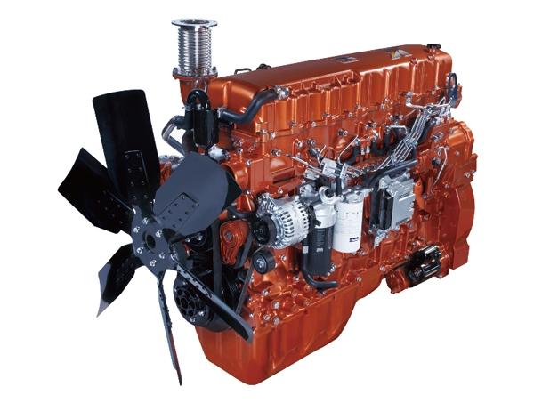 YC6K系列发电动力