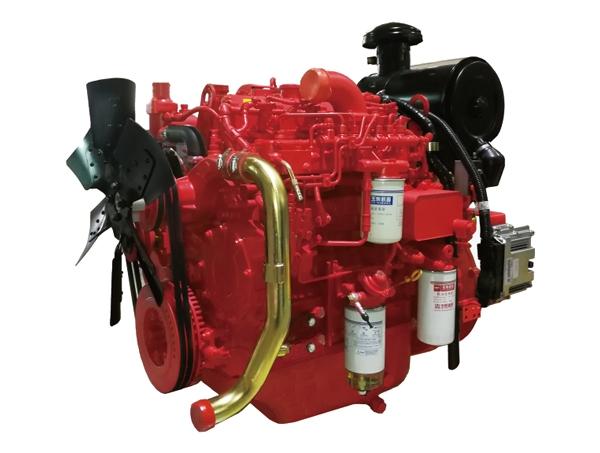 YC4A系列发电动力
