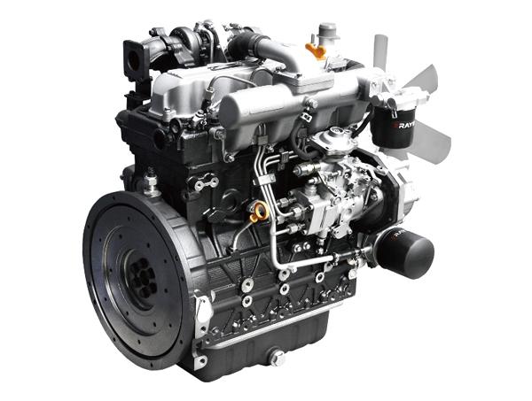 YC4R系列发电动力