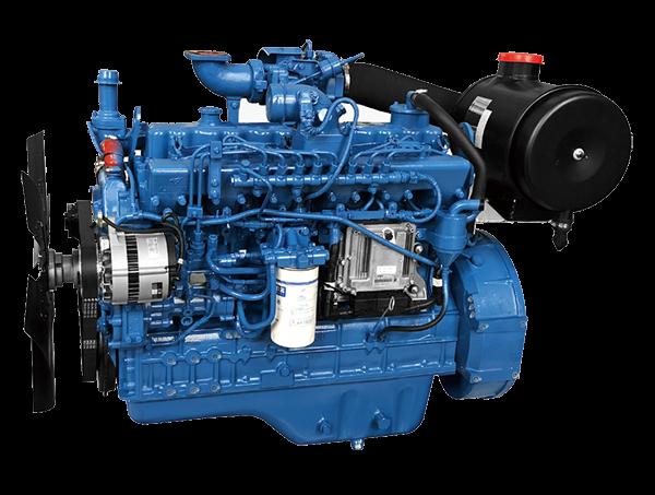 YC6A系列发电动力
