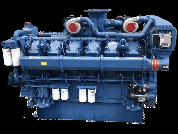 YC12VC系列船舶动力