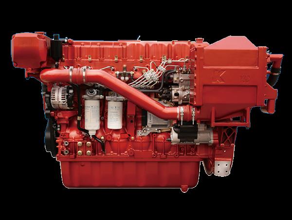 YC6K系列船舶动力