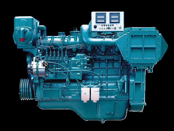YC6B/YC6J系列船舶动力