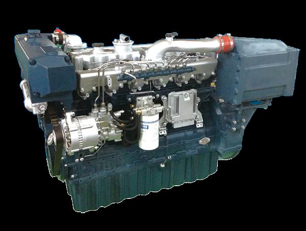 YC6A系列船舶动力